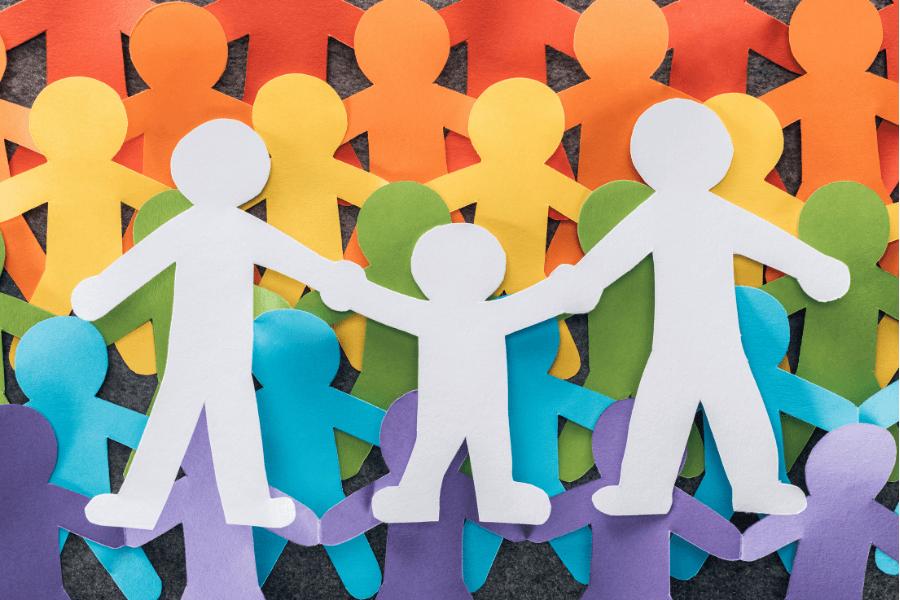 Omogenitorialità: semplicemente famiglia