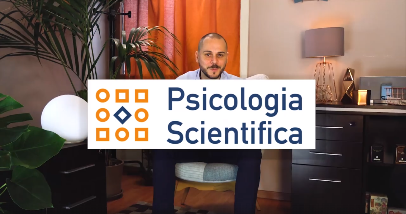 poster video psicologia scientifica
